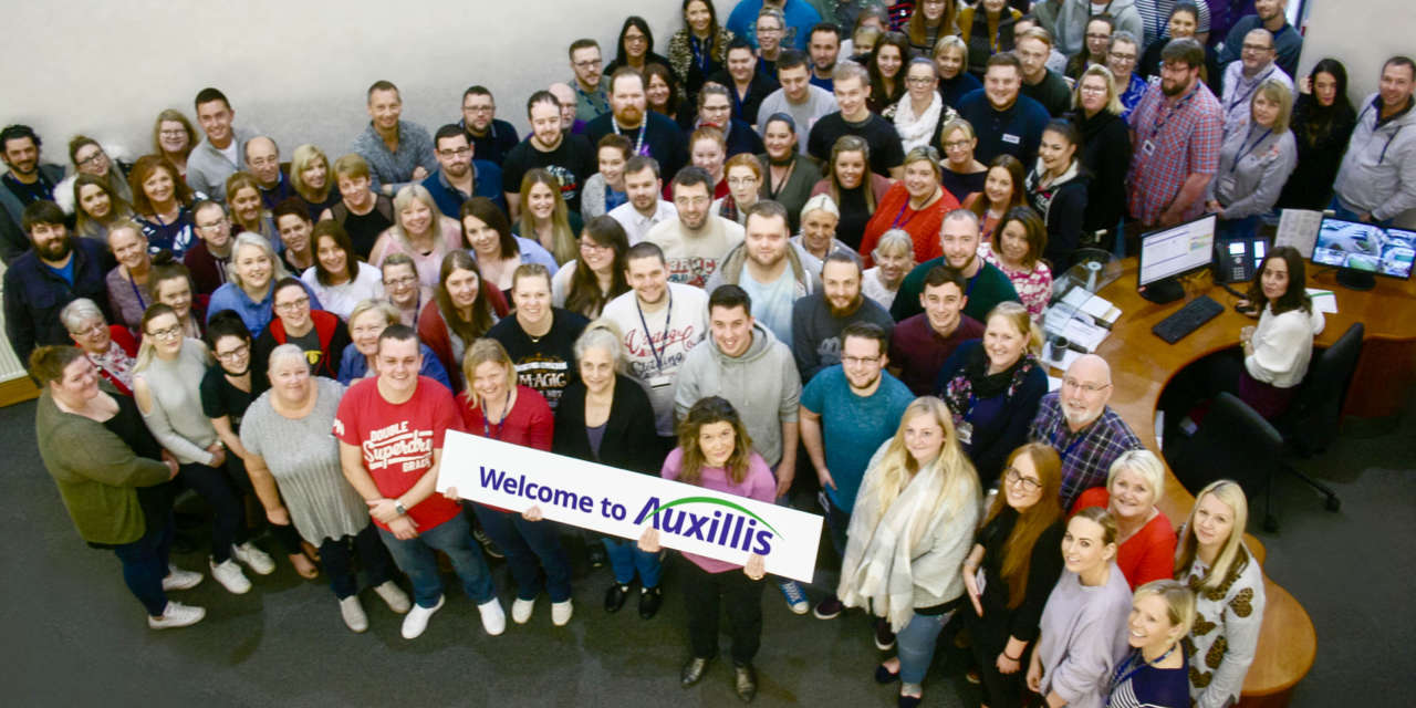 Auxillis Shortlisted for 2018 North East Contact Centre of the Year Award