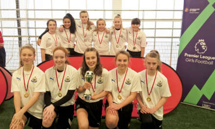 More sporting success for Northumberland students