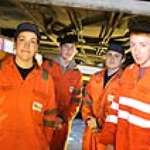 Young Apprentices Take The First Step To A Career In Engineering