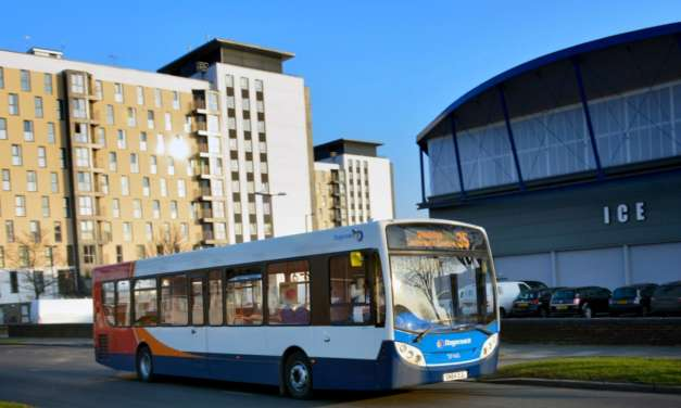 Festive Fare With 10p Travel For Under 16s