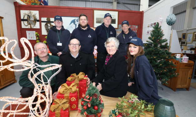 GROUNDWORK SHOP DONATIONS SET TO HELP RESIDENTS FIND CHRISTMAS BARGAINS