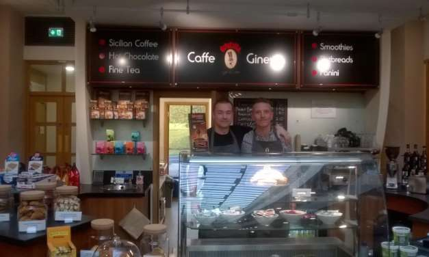 WYNYARD BUSINESS PARK WELCOMES THE TASTE OF ITALIAN COFFEE
