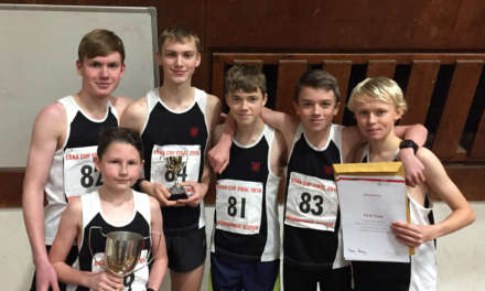 Northumberland students are national cross country champions
