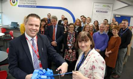 Darlington College students to benefit new dedicated learning centre