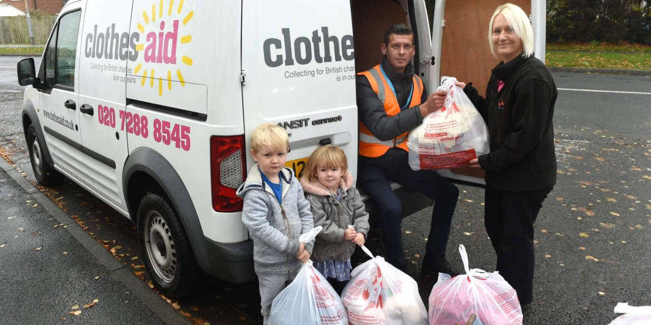 Spring Layfield Nursery Digs Deep in to their wardrobes for Action for Children