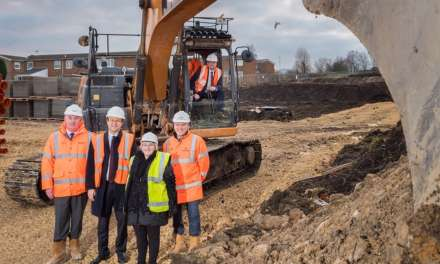 Milestone project for regeneration partners