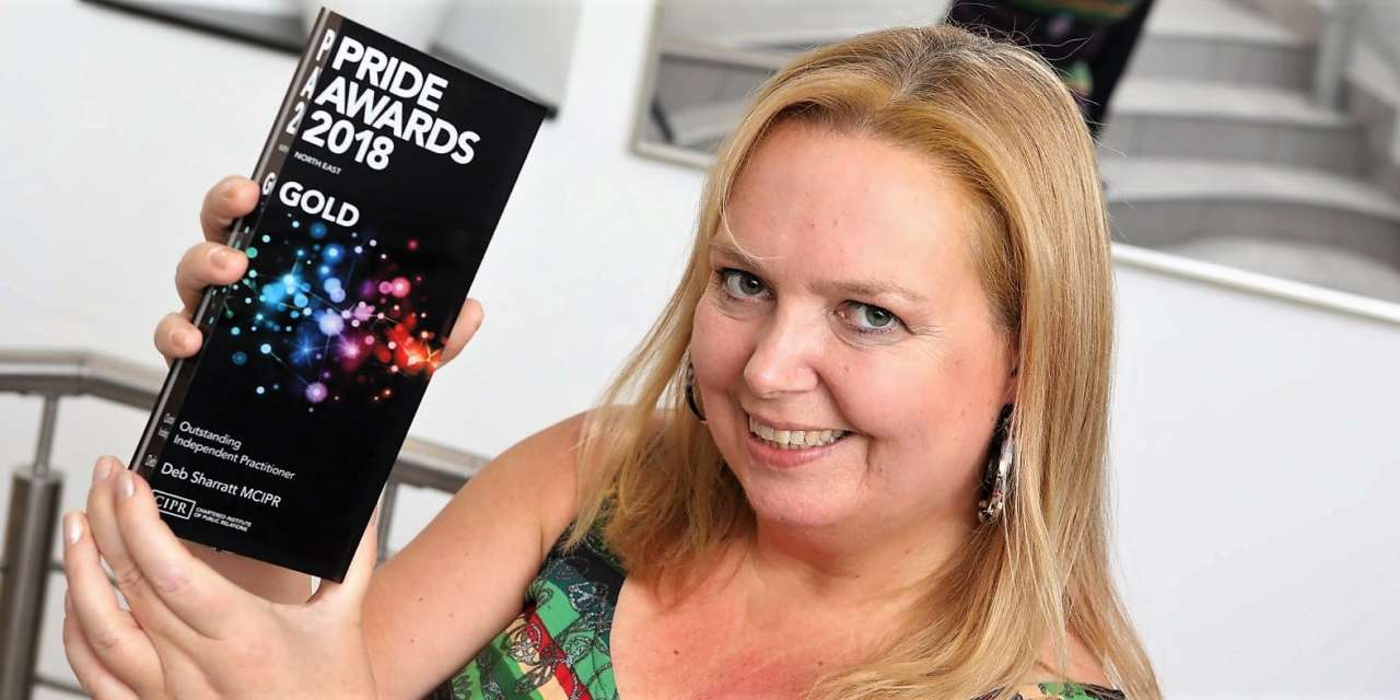 Deb Sharratt Wins Outstanding PR Practitioner for 2018