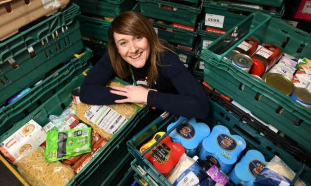 Durham Foodbank Covers Annual Rental Costs With £3,000 Newcastle Building Society Grant
