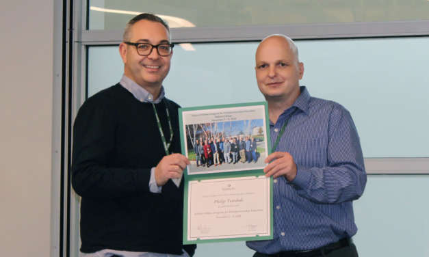Tees Valley training provider is first UK fellow of prestigious USA college