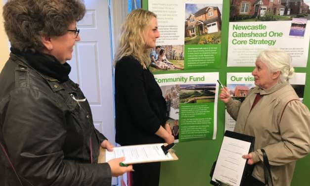 High Turnout At Community Exhibitions For New Kingston Village Plans