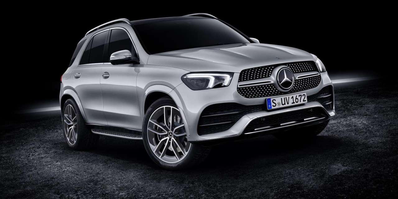 MERCEDES-BENZ ADDS POWERFUL NEW ENGINES TO GLE LINE-UP