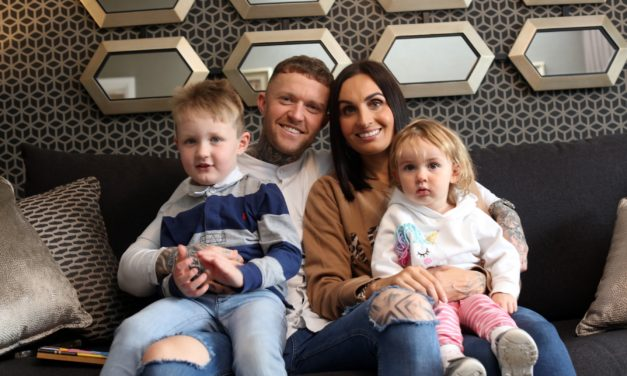 GROWING FAMILY FIND THEIR DREAM MILLER HOME IN NORTH TYNESIDE