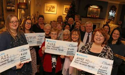 Local causes benefit to the tune of £33,600 as Durham Shopping Extravaganza calls it a day