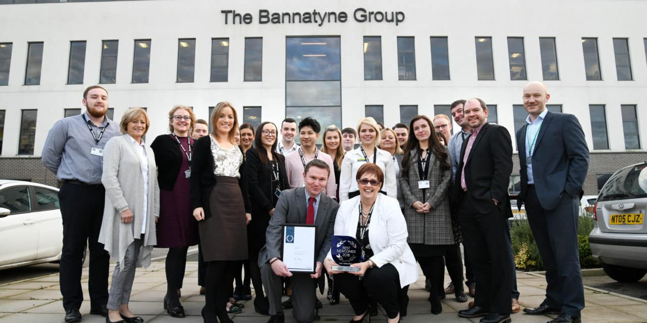 Bannatyne Group wins national Investors In People award