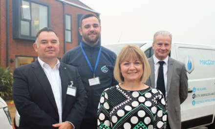Firms unite to provide free service for children's charity