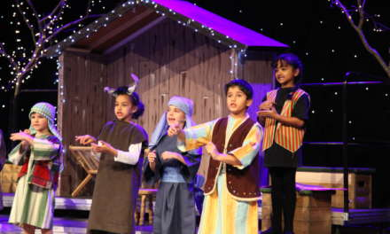 Yarm Preparatory School supports traditional Christmas nativity