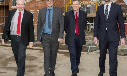 Regeneration partnership to build 2,000th home