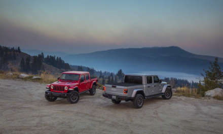 ALL-NEW 2020 JEEP GLADIATOR: THE MOST CAPABLE MID-SIZE TRUCK EVER