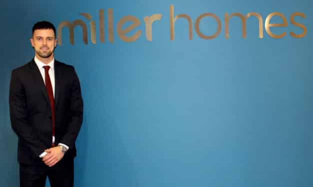 MILLER HOMES BOLSTERS NORTH EAST TEAM WITH STRATEGIC APPOINTMENT