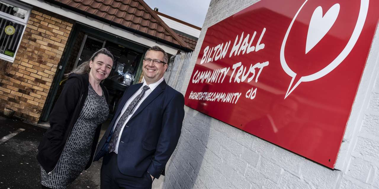 Community centre given new lease of life