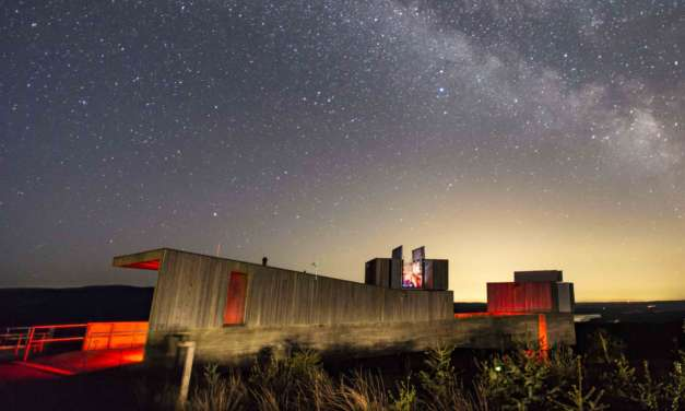 Planning Permission For Kielder Planetarium