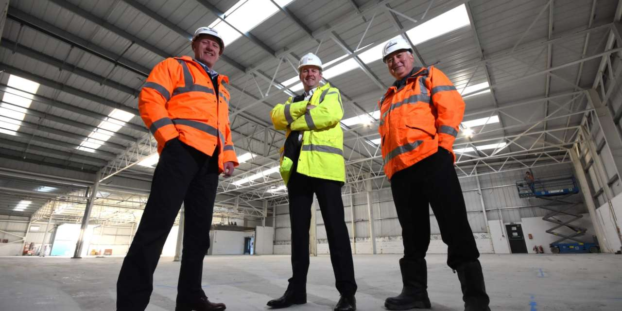 BorgWarner appoints Knight Frank to deliver £2m R&D facility and works start on site
