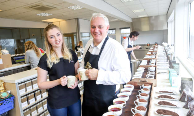 Learning Curve Group delivers Ringtons apprenticeship package