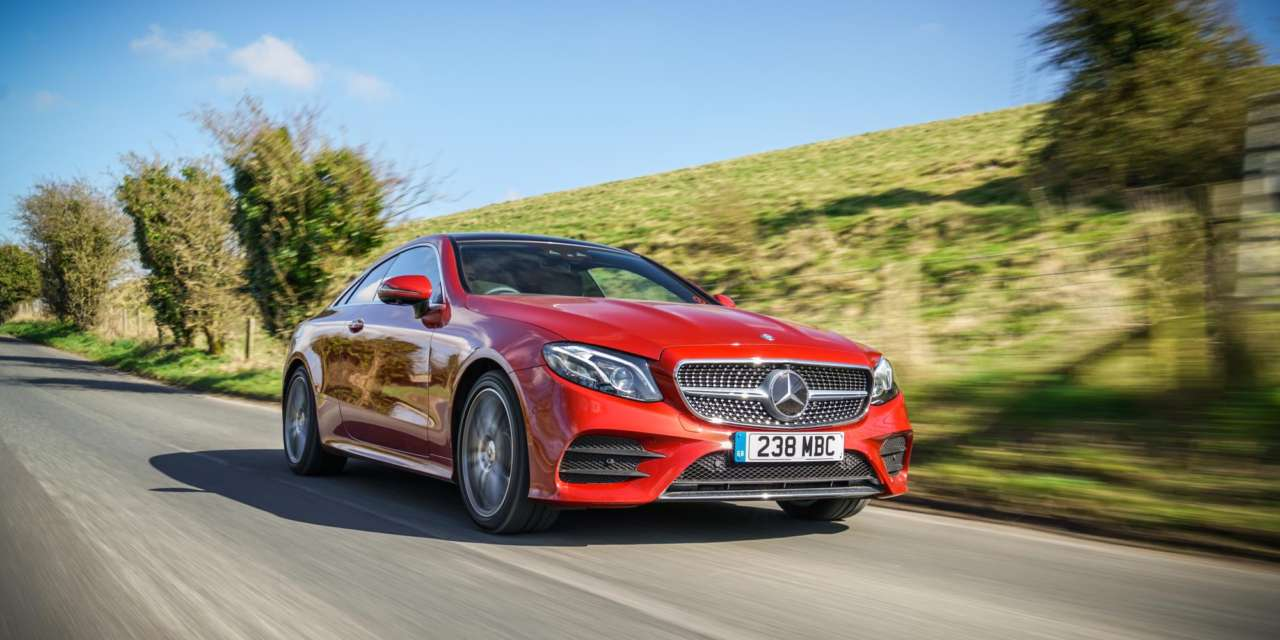 MERCEDES-BENZ E-CLASS COUPÉ AND CABRIOLET GROWS WITH NEW E 350 MODEL