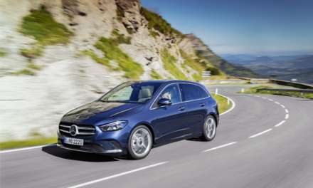 NEW MERCEDES-BENZ B-CLASS RANGE NOW AVAILABLE TO ORDER