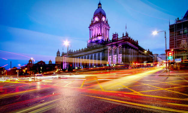 Leeds climbs the rankings to be named fourth most popular conferencing destination in the UK