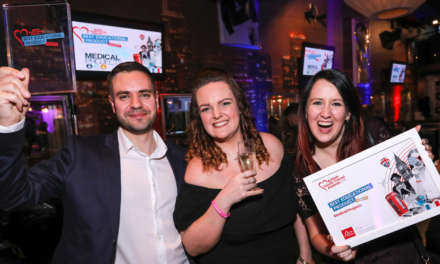 Medical Projects wins national education award
