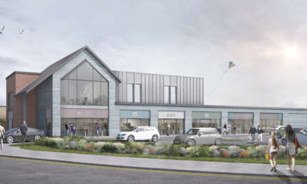Plans submitted for £6m Blyth Beach gateway project