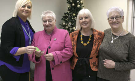 Beyond Housing giving the gift of community spirit this Christmas