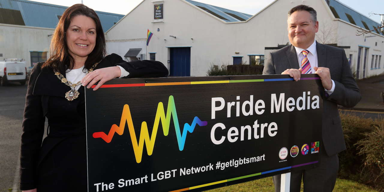 UK's first LGBT+ business and media centre launches in Gateshead…