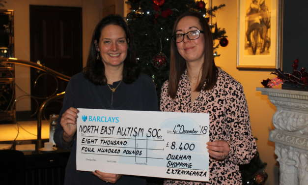 SNOWDROP THE HEDGEHOG INSPIRES £8,400 WINDFALL FOR CHARITY