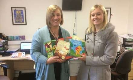 Middlesbrough Reads reaches out to children in need as new research reveals that owning books boosts children's literacy and mental wellbeing