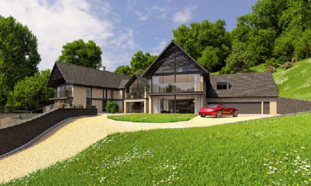 NEWCASTLE ARCHITECTS DESIGNS ON £2M DREAM HOME GET PLANNING GREEN LIGHT