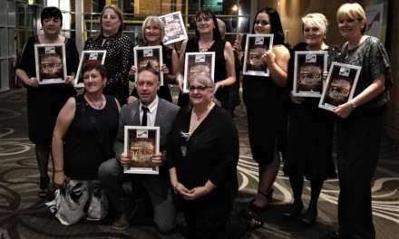 Best ancillary worker in the North East care industry is…