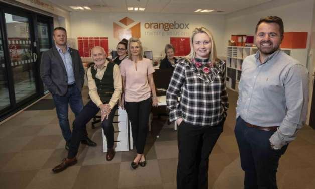 Steel funds and global contract boost Orangebox