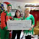 Tombola raises funds for hospital's MRI scanner appeal