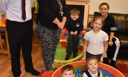 Funding supports families in Middlesbrough