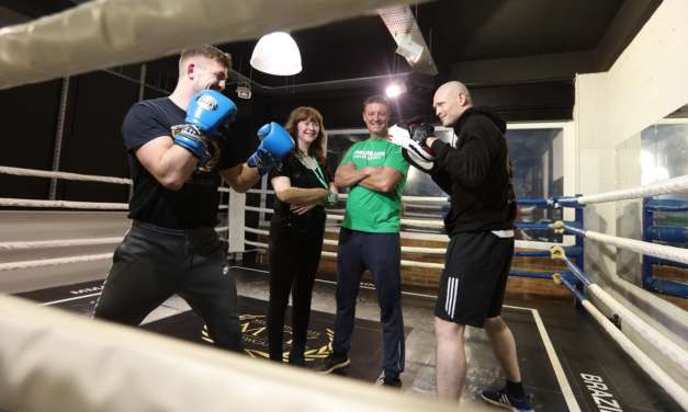 Boxing clever to back Macmillan