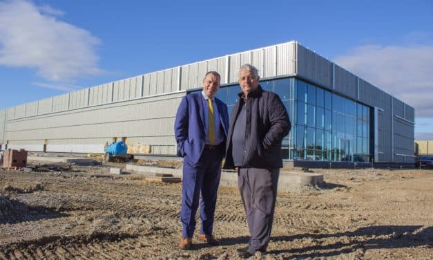 Middlesbrough family business' expansion plans coming to fruition