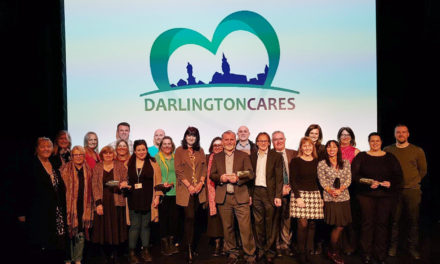 Darlington businesses volunteer thousands of hours to rejuvenate parks