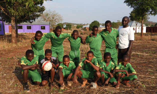 North East firm's relay challenge saves African school from closure