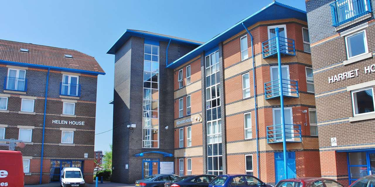TRAINING AND SOCIAL CARE PROVIDER TAKES STOCKTON OFFICE SUITE