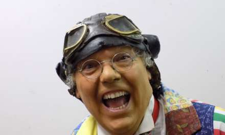 Laugh away January blues with Roy Chubby Brown