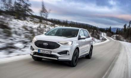 STYLISH, SPORTY NEW FORD EDGE: MORE PERFORMANCE, COMFORT AND TECHNOLOGY FOR GROWING NUMBERS OF EUROPEAN SUV DRIVERS