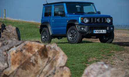 SUZUKI JIMNY – THE ONE-AND-ONLY, SMALL AND LIGHTWEIGHT 4WD VEHICLE