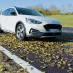ALL-NEW FORD FOCUS ACTIVE CROSSOVER BLENDS SUV VERSATILITY AND CLASS-LEADING FOCUS DRIVING EXPERIENCE